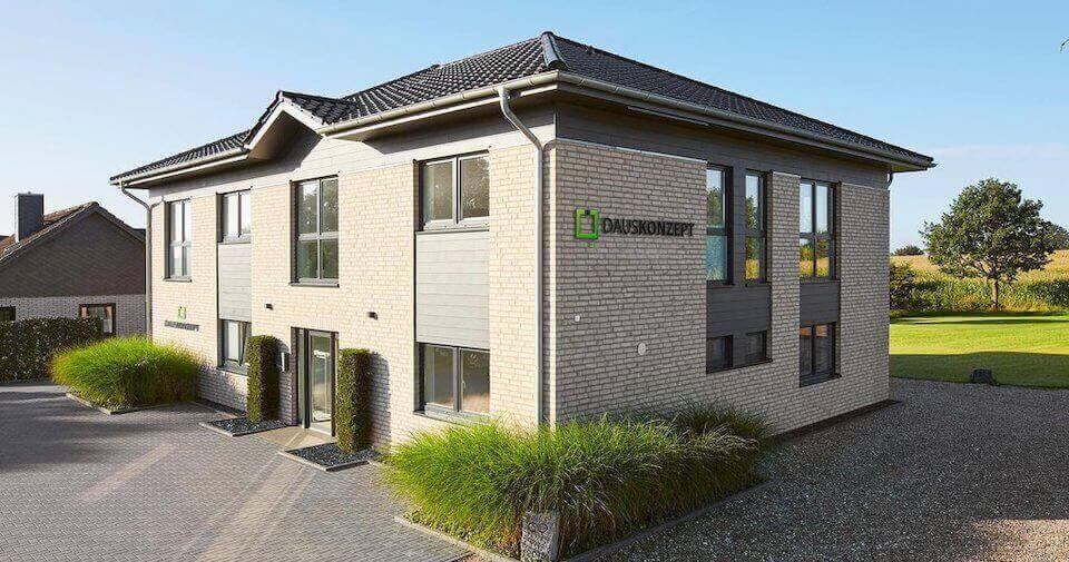 DAUSKONZEPT GmbH Agentur-Gebäude
